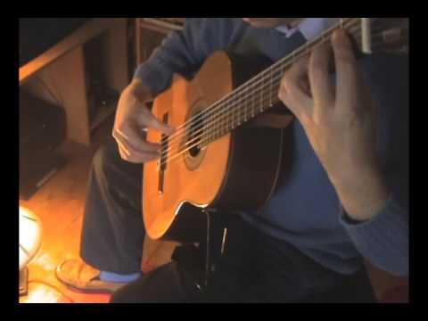 Abel Carlevaro Preludio Americano No.5 -''Tamboriles''