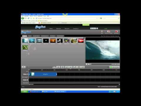 Free Online Video Editor: Jaycut Tutorial