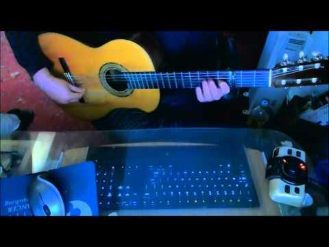 Nino Miguel A minor Bulerias falseta