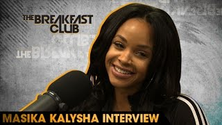 Masika Kalysha Interview With The Breakfast Club (8-23-16)