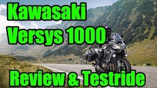 Kawasaki Versys 1000 Review and Testride