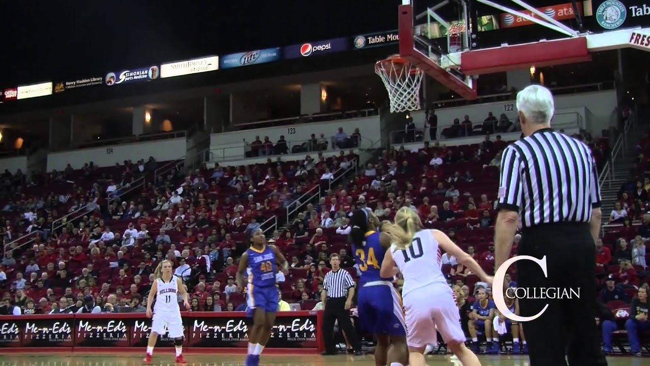 Women's Basketball: Fresno State vs San Jose State - YouTube