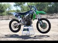 Davi Millsaps Going Green  - Motocross Action Magazine