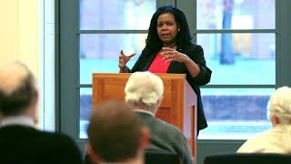 Annette Gordon-Reed Delivers McCorkle Lecture On 'Black Citizenship'