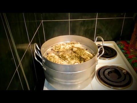 Рыба на пару! Шикарное филе минтая в пароварке на ужин быстро вкусно