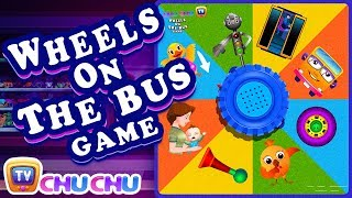 ChuChu TV Wheels On The Bus Game - Available in Amazon, Walmart and Target in the USA