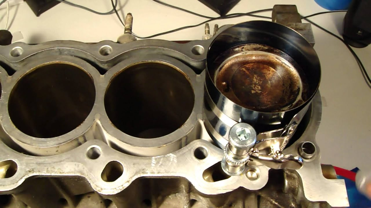 Leaking Piston Rings