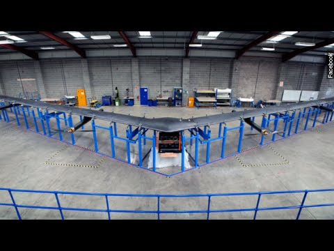 Facebook's Internet Drone Is Already Set For Flight Testing - Newsy