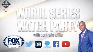 World Series Watch Party with Dontrelle Willis | FOX SPORTS