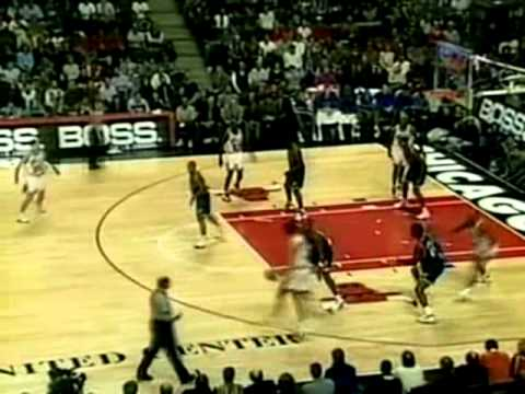 Dennis Rodman Greatest Games: 11/27/8 vs Mavericks (1997)