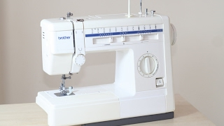 Brother vx 880 Nähmaschine Sewing machine Швейная машина test