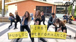 A.B.K Crew - UniSA Oxfam K-Pop Dance Performance (Everyday, Black Dress, Boss)