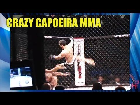 Crazy Capoeira MMA