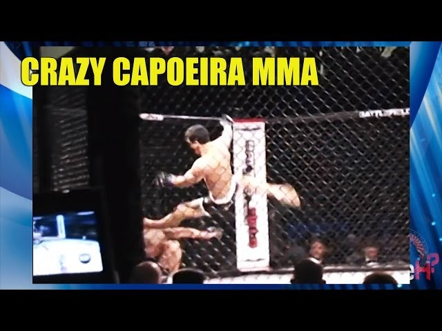 Crazy Capoeira MMA