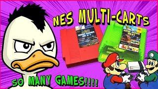 Nintendo Multi-Carts! Cheap Fun on Amazon!