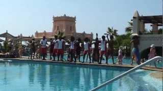 Dec2012 Cape Verde - Jiggy Jiggy at Riu Touareg, Boa Vista