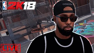 download lagu Nba 2k18 Mypark - Testing New Dribble Moves Live gratis