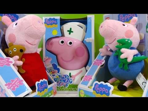 Peppa Pig Maletín de Enfermera Nurse Peppa Pig Medic Case