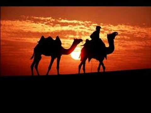 dj Nickodemus - Desert Dancer (Zeb's Slow Camel Ride Remix)