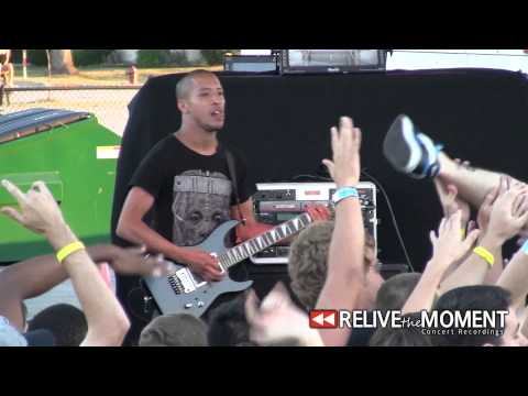 2013.07.24 Veil of Maya - Numerical Scheme (Live in Chicago, IL)