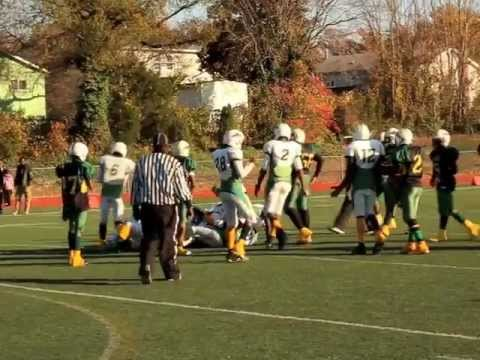highlights of GMYFL 2011 season by: Metropolitan Youth Football Network.