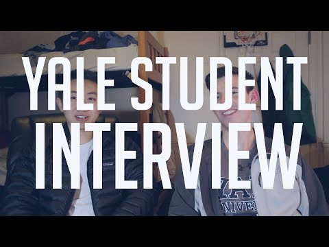 HE STARTED A NON-PROFIT!!! // Yale Student Interview