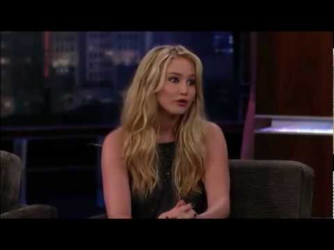 Jennifer Lawrence - Funny Moments