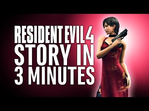 Resident Evil 4   Everything you need to know in 3 minutes