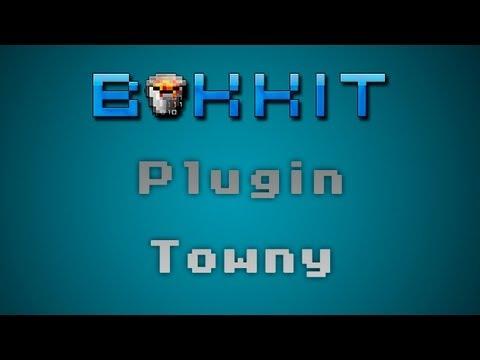 Minecraft - Plugin Towny [ Tutorial Bukkit en Español ] Crea ciudades y naciones protegidas