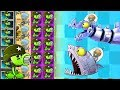 Plants Vs Zombies 2 Mod REPEATER MAX LEVEL POWER UP Vs ALL FINAL BOSS FIGHT mp3
