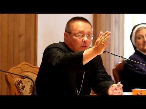 Abp Ryś Do Sióstr Zakonnych Archidiecezji Łódzkiej - Konferencja
