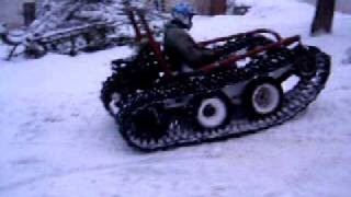 Tracked Offroad Vehicle