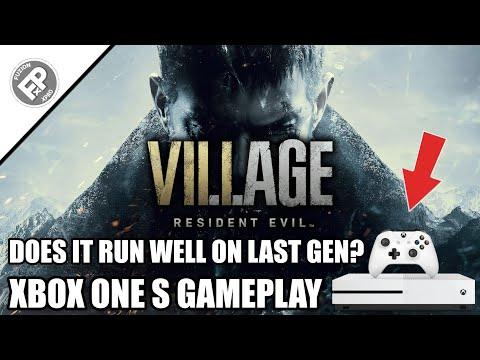 Resident Evil: Village - Xbox One S Gameplay