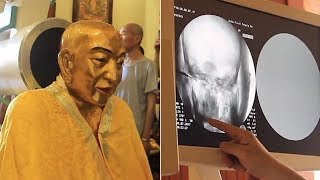 1,000-Year-Old Gold MUMMIFIED Monk STILL Has HEALTHY Bones & COMPLETE Brain