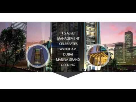 TFG Asset Management celebrates Wyndham Dubai Marina Grand Opening
