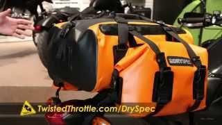 DrySpec Waterproof Modular Soft Luggage System