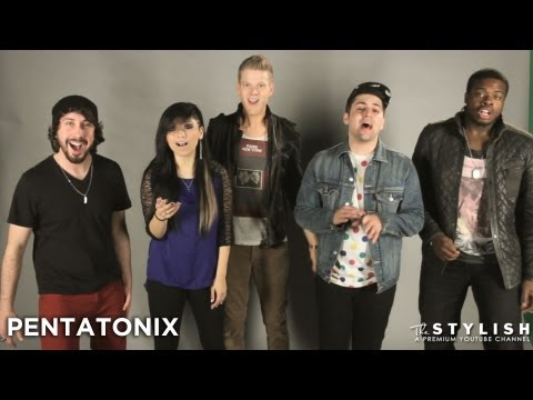 "PENTATONIX BONUS PERFORMANCE OF ""SHOW YOU HOW TO LOVE"""