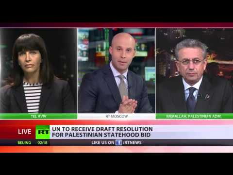 Einat Wilf on RT discussing Palestinian statehood bid at the UN Security Council