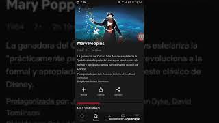 Viendo películas en Netflix