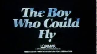 The Boy Who Could Fly (1986) Trailer