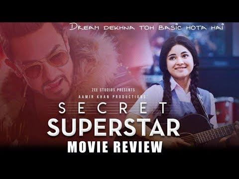 download lagu Secret Superstar Movie Review  Aamir Khan, Zaira Wasim gratis