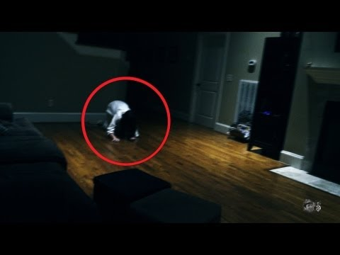The Haunting Tape 37 (Ghost caught on video)
