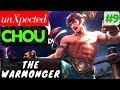 The Warmonger [unXpected] | unXpected Chou Gameplay and Build #9 Mobile Legends