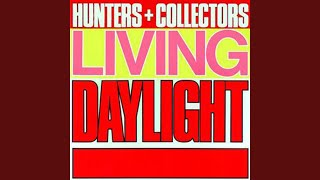 Watch Hunters  Collectors Living Daylight video