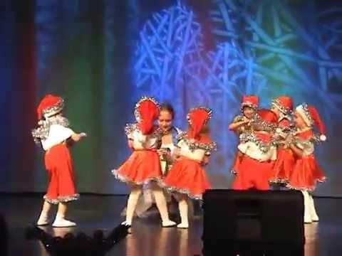 Гномики (Новогодняя сказка в Линдакиви 21.12.2009)