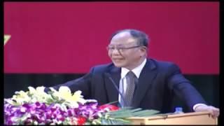 GS - TS Hoàng Chí Bảo kể chuyện về Bác Hồ tại Hưng Yên- Phần 2 năm 2017
