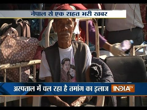 Miracle? 101-year Old Man Rescued After a Week from Rubble - India TV