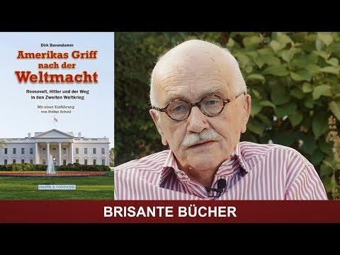 """Brisante Bücher: """"Amerikas Griff nach der Weltmacht"""" (Interview mit Dirk Bavendamm)"""