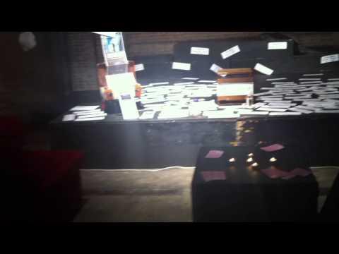 IN BARBONAGGIO TEATRALE CON FANCULOPENSIERO STANZA 510 – STANZA N. 85 BOLOGNA 18.12.2012