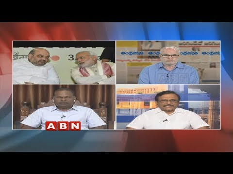 Debate | Law Panel to hold Meet in Telugu States over Jamili Elections | Part 1